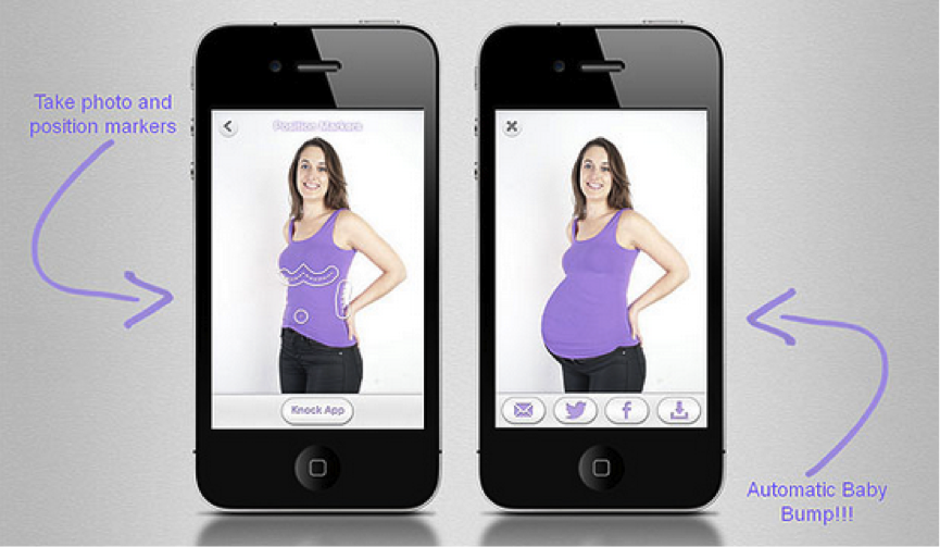 smartphone apps pregnancy